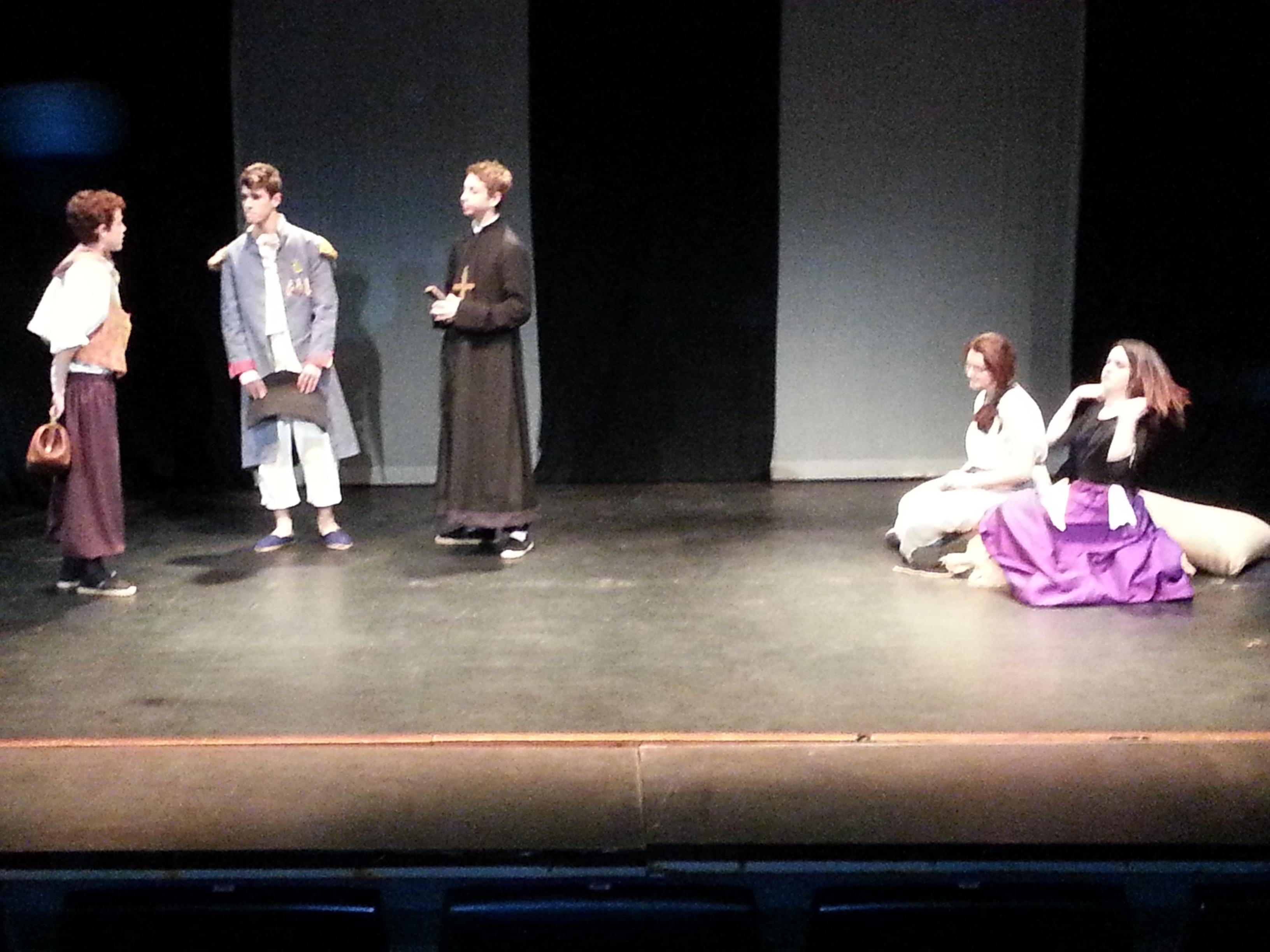 """Avui vespre, al Teatre La Unió, es representarà l'única funció de l'obra """"1820, s'any de sa pesta"""", interpretada per 14 alumnes de l'institut i de les tres escoles de Son […]"""