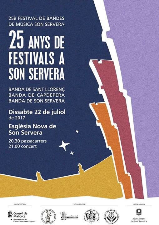 25 Festivals de bandes