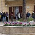 Avui migdia davant l'Ajuntament s'ha celebrat l'acte institucional per commemorar el dia internacional de l'eliminació de la violència contra la dona. Les jardineres de la façana de l'edifici consistorial, estaven […]