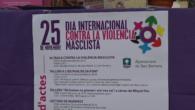 El 17 de desembre de 1999, l'Assemblea General de les Nacions Unides va designar el 25 de novembre com el Dia Internacional de l'Eliminació de la Violència contra la Dona, […]