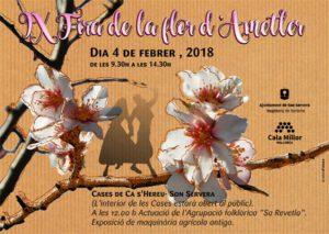 Fira flor ametller 2018