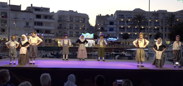 Una ballada de ball de bot de Sa Revetla, va servir de cloenda a les Festes del Carme de Cala Bona 2021. L'actuació coincidia amb el dia del seu 57 […]