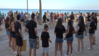 """Les passades festes de Cala Millor, la Banda de música, va inaugurar el seu grup de batucada """"batubanda"""" que es va estrenar amb una intervenció a la platja de Cala […]"""