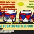 Dia 25 es celebrarà el I Festival de Batucades a Cala Millor.