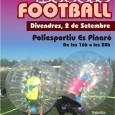 Si teniu més de 13 anys, aquest divendres 2 de setembre de les 16 a les 20 h, Bubble Football al Poliesportiu Es Pinaró. Activitat gratuïta. Si vos voleu divertir, […]