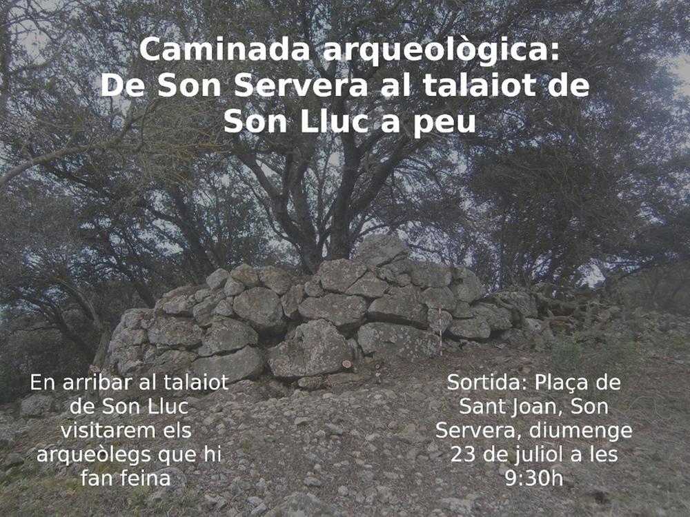 Caminada arqueològica 2017