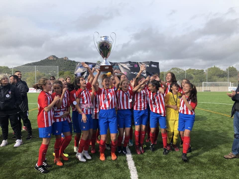 Campiones East mallorca Cup 2018