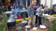 Tot i la pluja caiguda després de la baixada del corb a la plaça Nova, Les carrosses que participaren en les Beneïdes de Sant Antoni, no aturaren, encara que l'acte, […]