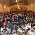 Aquestes són les imatges del cant del goig de les completes de Sant Antoni 2015. Completes que han estat molt concorregudes i emotives.