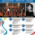 A continuació podeu veure el programa de concerts, que es celebraran aquest estiu a Son Servera i als pobles veïns: