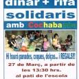 Dimecres 27 de març, a partir de les 13.30 hores, es celebrarà un dinar solidari iuna rifa al pati de l'Escola d'Educació Infantil Sant Francesc d'Assís a benefici del menjador […]
