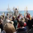 Aquestes són imatges corresponents a la processó del Ram que es va celebrar a Cala Millor.