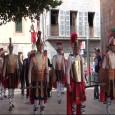 El dia de Pasqua es va celebrar a la plaça de Sant Joan la processó de l'Encontre, que serveix de cloenda als actes de Setmana Santa.