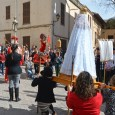 A continuació, podeu veure unes imatges de la Processó de l'Encontre del dia de Pasqua a Son Servera.