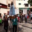 El Diumenge de Pasqua es va celebrar la processó de l'Encontre a la plaça de Sant Joan, amb la que es donen per finalitzats els actes de Setmana Santa.