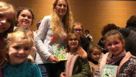 La professora serverina, Isabel Rivas, va presentat, al passat dimarts a l'Espai 36 de Sant llorenç, el conte de sa Granota Carlota. Un llibre que Rivas ha creat per a […]