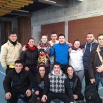 Grup de classe de la facultat