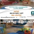 La petita ludoteca és un espai on els nins i nines de les escoletes de 0-3 anys podran realitzar activitats relacionades amb els jocs i les juguetes. L'objectiu dels Serveis […]