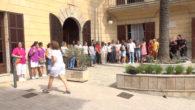 Avui mati, davant l'Ajuntament s'han celebrat un minut de silenci pels dos assassinats de dues persones a la Colònia de Sant Jordi i a Palma. A l'acte, entre altres, hihavia […]