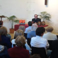 """El Rector Jaume Mercant va presentar divendres passat el llibre """"La metafisica del conocimiento de Karl Rahner"""", que recull la seva tesi doctoral amb filosofia, defensada fa un any a […]"""