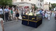 A continuació podeu veure la processó de la Mare de Deu del Àngels que es va celebrar aquest passat cap de setmana a Cala Millor.