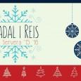 A continuació podeu veure els programa d'actes, prevists per aquestes festes de Nadal:
