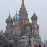 Red square, Moscú