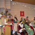 Les següents imatges corresponen a l'arribada dels Reis d'Orient a l'Església de la Mare de Déu dels Àngels de Cala Millor.