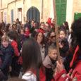 A Continuació podeu veure un resum de les visites que varen fer Sant Antoni i el dimoni als centres educatius del municipi i al centre de dia.