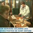 El programa La Mirada d'IB3 va oferir un reportatge de l'inici de les festes de Sant Antoni d'enguany. A continuació, podeu veure les imatges.