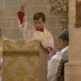 Ahir vespre a matines, Antoni Servera, va fer el tradicional sermó de sa Calenda, quecada anyes realitza la nit de matines. Aquestessónles imatges: