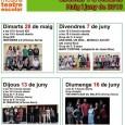 El grup de teatre de l'IES Puig de Sa Font va iniciar la XII Mostra de teatre escolar de Son Servera i aquests divendres serà el torn dels més petits, […]