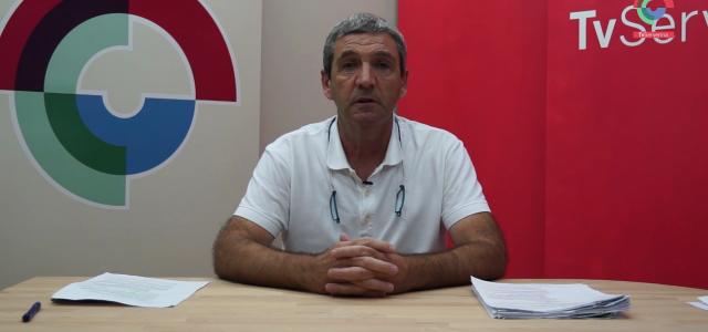 A continuació el portaveu d'On Son Servera, Antoni Cànovas, fa un repàs a dos temes que per la seva formació, no es compleixen per part de l'equip de Govern (Psoe-Independents).