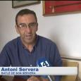 Aquesta és la notícia que es va emetre a l'informatiu d'ahir vespre, Avui Notícies de Canal 4 Televisió, sobre al mal estat en què es troben els torrents del municipi.