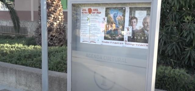L'Ajuntamenthi hainstal·lat3 vitrines, per anunciar els actessocioculturalsque es facin al poble. Estaninstal·ladesa Cala Millor, Cala Bona i el nucli de Son Servera.