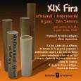 Dia 8 de juny es celebrarà la XIX edició de la fira artesanal i empresarial de Son Servera. A continuació, podeu veure el cartell de la mostra.