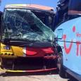 Avui migdia dos autocars, un de línia (TIB) i un altre de turistes (TUI) han xocat frontalment a la carretera del Port Vell a Son Servera (quilòmetre 1 de la […]