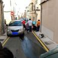 Avui mati, s'ha produït un accident en la confluència del carrer Major, amb el carrer Miquel Gaya. Un Cotxe que sortia del stop del carrer Major ha topat amb una […]