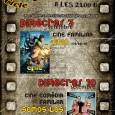 "Dimecres 3 de setembre: Cine familiar ""Epic"",a les 21 h, al parc de darrere el Centre Cívic/3ª edat (devora petanca). Dimecres 10 de setembre: Cine comèdia familiar ""Somos los Miller"", […]"