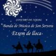 Diumenge 21 de desembre, la Banda de Música farà el concert de Nadal juntament amb Extrem de lloca. Serà a les 20 hores, al teatre La Unió. Preu de l'entrada: […]