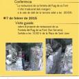 Dia 6 de febrer de 2015, a les 20 hores, a la sala de dalt la 3ª edat de Son Servera, es celebrarà la conferència 'La restauració de Sa Fonteta […]