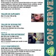 Cursosi tallers organitzats pel Centre d'Informació Jove (CIJ) de Son Servera