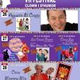 Dies 26, 27 i 28 d'abril tindrà lloc la VII edició del Festival de Clown i Humor de Son Servera. Els actes prevists són: Divendres 26 A les 21 hores […]