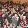 Amb l'Església de Sant Joan, plena de gom a gom, es varen celebrar les completes de Sant Antoni: