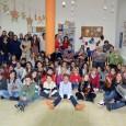 Els joves alumnes de l'Escola de Música, com és habitual cada Nadal, varen realitzar un concert per als padrins al Centre d'Estades Diürnes.