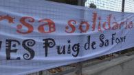 Com ve sent habitual cada curs, els alumnes dels Col·legis, Jaume Fornaris, Na Penyal i Punta de n'Amer, juntament amb els de l'IES Puig de Sa Font, realitzen una cursa […]