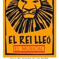 Aquest dijous dia 30 i divendres dia 31, a partir de les 20 hores es celebrarà al teatre La Unió el musical el Rei Lleó, representat pels alumnes de l'escola […]