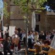 A continuació podeu veure un resum de la processó de l'encontre que va tenir lloc ahir migdia a la plaça de Sant Joan.
