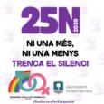 El 25 de novembre es celebra el dia internacional de l'eliminació de la violència contra la dona i es sol donar lectura al manifest institucional, enguany però, la pandèmia, mantén […]