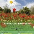Els dies 1 2 i 3 de maig es celebrarà a Cala Millor la Feria de la Primavera. A continuació podeu veure el cartell amb els actes prevists: